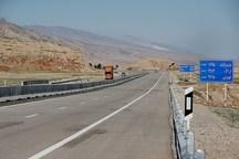 آزادراه خرم آباد به پل زال بازگشایی شد