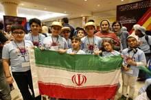 مقام اول دانش آموزان گلستانی در مسابقات جهانی محاسبات ذهنی