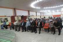 خیرین شوشتر در جشن گلریزان بهزیستی 375میلیون ریال کمک کردند