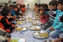 طرح یک وعده غذای گرم در روستا مهدهای استان اصفهان اجرا شد