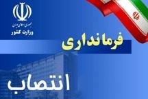 حمید شکری به عنوان فرماندار مراغه منصوب شد