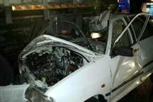 6 کشته و مصدوم در تصادف محور کرمانشاه - روانسر
