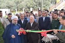 افتتاح ساختمان جدید دادگستری شهرستان رودبار