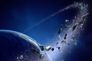 پرتاب فضاپیمای ۱۰۰ کیلویی به فضا برای از بین بردن زباله ها !
