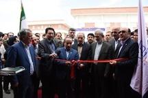 نمایشگاه توانمندی های صنعت برق در حاشیه کنفرانس شبکه های توزیع نیروی برق در سمنان گشایش یافت