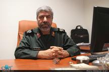 رمضان شریف: سپاه نمیتواند نسبت به مشکلات مردم بیتفاوت باشد زیرا از جنس مردم است
