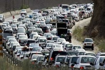 افزون بر 9 میلیون دستگاه خودرو به گیلان تردد کردند