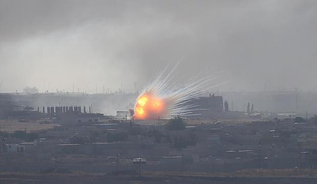 آخرین اخبار از چهارمین روز عملیات ترکیه در سوریه