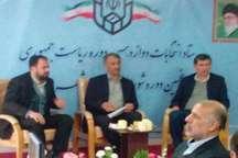 فعالیت ستاد انتخابات ریاست جمهوری و شوراهای اسلامی در گنبد آغاز شد