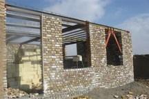 ساخت 100 واحد مسکن مددجویی در کامیاران آغاز شد