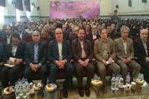 مراسم بزرگداشت روز معلم در کرمانشاه با حضور معاون رییس جمهوری برگزار شد