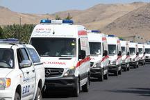 5151 ماموریت اورژانس در سیستان و بلوچستان انجام شد