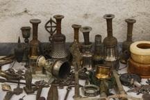 کشف 42 شیء متعلق به هزاره اول قبل از میلاد در یاسوج