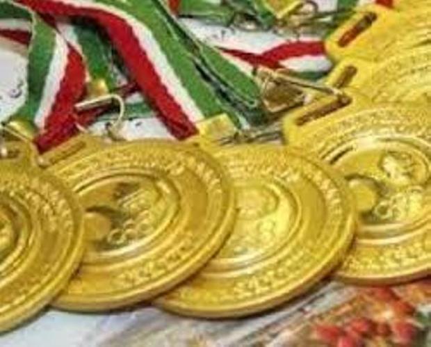مدال های سومین المپیاد ورزشی گلستان اهدا شد