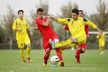 هفته بیستم رقابت های لیگ برتر فوتبال امید کشور برگزار شد