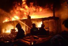 آتش سوزی مهیب در پایتخت بنگلادش جان 70 نفر را گرفت+تصاویر