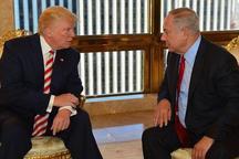 ذوق زدگی نتانیاهو از سخنرانی ترامپ در سازمان ملل!