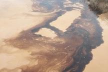 آبگیری از کانال سلمان به دلیل احتمال آلودگی نفتی متوقف شد