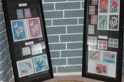 خانه حیدرزاده میزبان نمایشگاه تمبرهای نوروزی