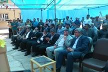 عملیات اجرایی بیمارستان 240 تختخوابی 17 شهریور برازجان آغاز شد