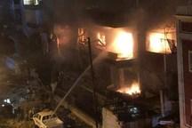 هدف حمله اسراییل به دمشق «اکرم العجوری» از اعضای جهاد اسلامی بود / او و همسرش به شهادت رسیدهاند