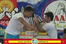 مدال نقره و برنزمچ اندازی قهرمانی آسیا بر گردن ورزشکاران آق قلا