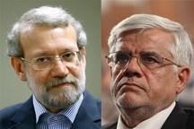 نامه رئیس فراکسیون امید به لاریجانی درباره اتفاقات روز گذشته مجلس