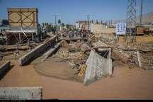 مشکلات سیلزدگان پلدختر و معمولان تا انتها پیگیری می شود