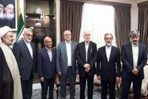اعضای کمیسیون امنیت ملی مجلس وارد یزد شدند