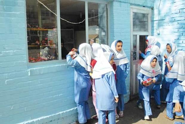 2200 بوفه مدرسه مجوز رسمی فعالیت دریافت کرده اند