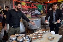 هفت هزار زائر از موقوفه زیارت امام رضا (ع) در سبزوار اطعام شدند