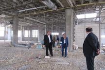 هفت کتابخانه عمومی زنجان در دست احداث است