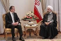 روسای جمهور ایران و اسلوونی بر گسترش روابط دو جانبه تاکید کردند