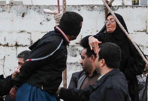 اعدام باز هم جایزه ورلدپرس را تصاحب کرد + تصاویر