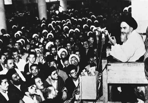 قیام 15 خرداد و دستگیری امام خمینی