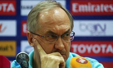 اشتیلیکه: برای پیروزی در این بازی نیاز به مهاجم قطر داشتیم!
