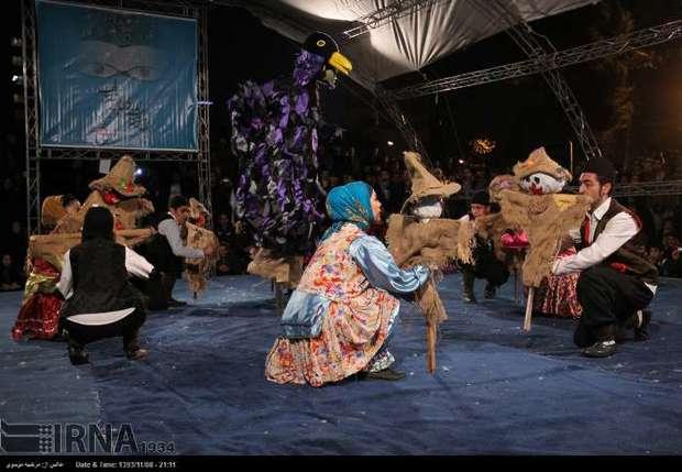 اجراهای خیابانی جشنواره بین المللی تئاتر فجر+ تصاویر