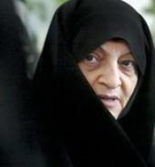 همسر شهید رجایی: یادگار  امام، کاملا تابع رفتار، گفته ها و ایده های حضرت امام (س) بود