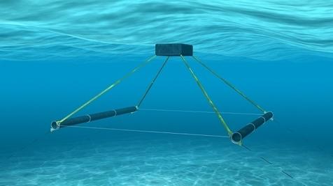 تبدیل انرژی امواج به الکتریسته سبز+فیلم