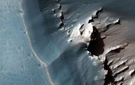 تصویر امروز ناسا در جی پلاس؛ کشف ژوراسیت بر روی کره مریخ