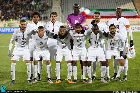 گزارش تصویری جی پلاس/ پلیآف لیگ قهرمانان آسیا؛ نفت ایران و  الجیش قطر