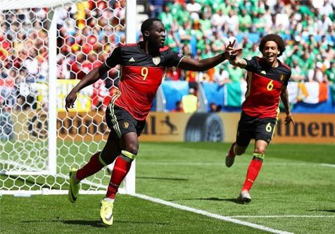 پیروزی قاطعانه «شیاطین سرخ» مقابل ایرلند