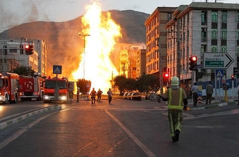 جسد یکی از مفقودین انفجار منطقه شهران پیدا شد