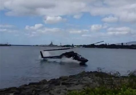 ۹ نفر از سرنشینان بالگرد سالم هستند