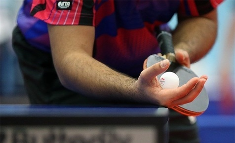 هدایی نفر اول زیر ۲۱سال جهان شد/ اتفاق تاریخی برای تنیس روی میز ایران