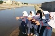 ورود فاضلاب خرمشهر به خانه ها  منطقه آزاد از یک پمپ دریغ می کند