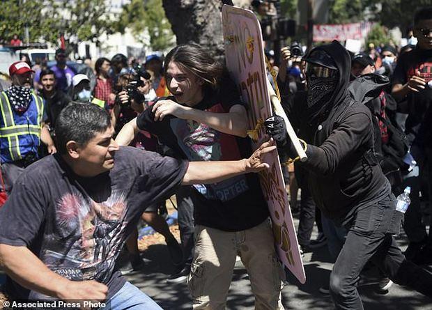 تظاهرات برکلی