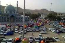 2400 مسافر و زائر در امامزاده های خراسان شمالی اسکان یافتند