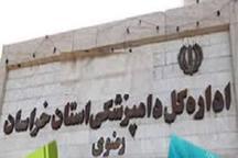 80 گروه دامپزشکی در خراسان رضوی فعالند
