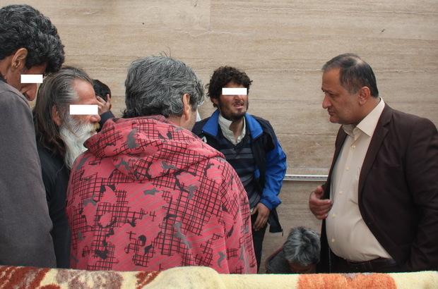 569 معتاد حاد و پُرخطر شیراز به مراکز درمانی منتقل شدند